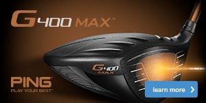 PING G400 Max driver